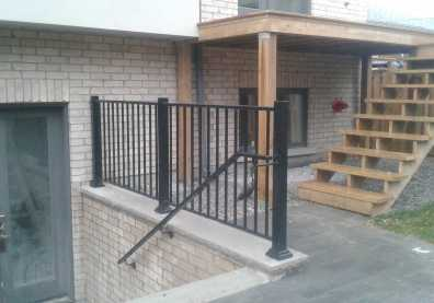 Railings (outdoor)